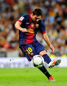 Messi. #great soccer player #lionel messi #barca