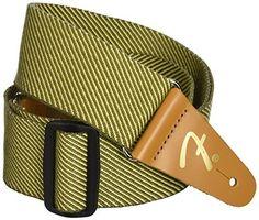 Fender 2 Vintage Tweed Strap, http://www.amazon.com/dp/B000EELFI8/ref=cm_sw_r_pi_awdm_bbaLwb13MJBR7