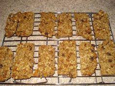 granola bars....delicious