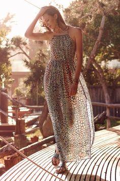 Mayacamas Maxi Dress