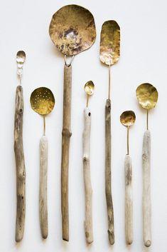 Karen Haber spoons.