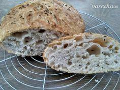 Tento domáci chlebík je absolútne úchvatný, nadýchaný, chutný, urobíte si ho podľa chute takmer bez práce. Bread, Food, Basket, Brot, Essen, Baking, Meals, Breads, Buns