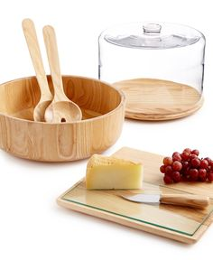Hotel Collection Wood Serveware Collection, Only at Macy's - Hotel Collection - For The Home - Macy's
