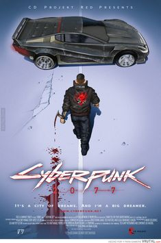 Cyberpunk 2077 fanart as an AKIRA tribute. As a huge fan of the Akira Movie and Mangas I eventually had to create a fanmade tribute for it, and with the new footage from the trailer and gameplay of Cyberpunk 2077 I saw the opportunity and took it, as Cyberpunk 2020, Arte Cyberpunk, Ville Cyberpunk, Cyberpunk Aesthetic, Cyberpunk Tattoo, Cyberpunk Anime, Cyberpunk Clothes, Akira Poster, Dm Poster