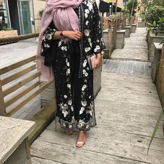 Hijab Fashion | Nuriyah O. Martinez | @tanyasalampir
