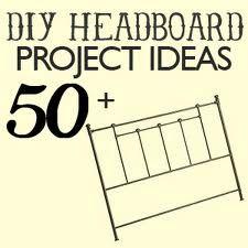 how to make a headboard - DIY