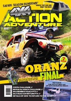 Issue 98: November 2012 NZ 4x4 Action Adventure Magazine #4x4 #4x4Actionmag