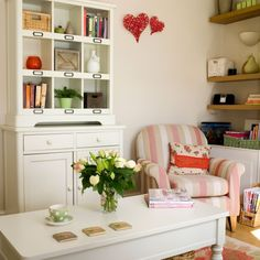 Living room corner | Cosy North Yorkshire home | House Tour | PHOTO GALLERY | Style at Home | Housetohome.co.uk