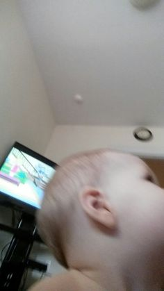 My niece Izzy taking a selfie on her aunt Lillie's phone...she was too impatient to stay still long enough for the pic!