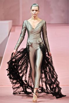 Alexis Mabille Haute Couture SS2013 Look15
