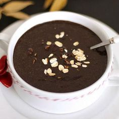 Chocolate Fudge Brownie Oatmeal