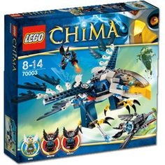 Legends of Chima, 70003, 2013