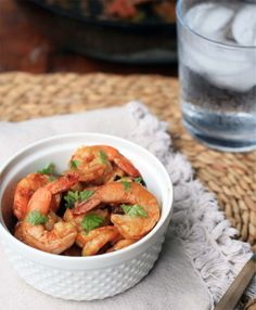 Spicy Sweet and Sour Tamarind Shrimp | Girl Cooks World