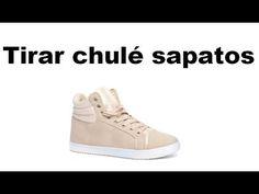 Como tirar o cheiro de chulé dos sapatos ? - YouTube