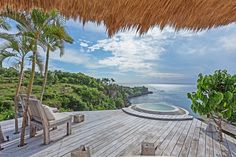 Eco luxury loft over secret beach в Balangan, Bali, Indonesia
