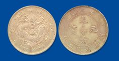 1903; China; country Chihli, Silver coin 1 $ Kuang-Hsü legend: Pei Yang, ss.    Dealer  Edgar Mohrmann    Auction  Minimum Bid:  80.00EUR