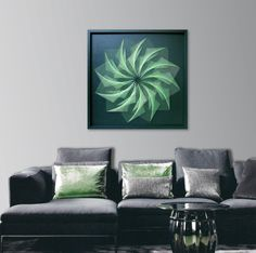Zen Wall Art wall art zen, white 3d modern abstract string art, framed ready to