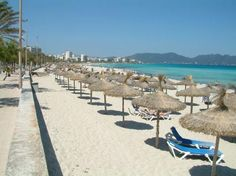 Cala Millor, a beautiful place, shame its in another country