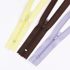 #3 closed end nylon coil zippers
