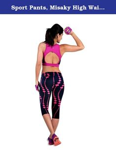 Sport Pants, Misaky High Waist Fitness Yoga Printed Stretch Cropped Leggings. Specifications: Gender:Women. Item Type:Shorts,Yoga. Fit Type:Straight. Waist Type:High. Fabric Type:Printing. Thickness:Standard. Pant Style:Pants, Tights, Leggings. Pattern Type:3D / three-dimensional pattern. Front Style:Flat. Style:Casual. Sport: Yoga/Jogging. Package include:1*Women shorts(Not including vest).