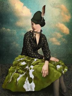 Daria Petrilli- Sweet Green Slopes
