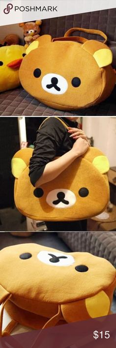 ⭐️ Rilakkuma Purse ⭐️ ❗️PRE ORDER❗️ New with tags Ask to put on reserve Bags