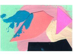 Elena Johnston Print 2, Tiny Green | Little Paper Planes