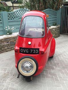 Scootacar Mk1 Bubble Car Rare Collectable Isetta L Heinkel Era