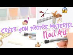 Ne dépensez pas pour des outils Nail Art : Faites les vôtres avec des trucs que vous avez à la maison - Trucs et Astuces - Trucs et Bricolages