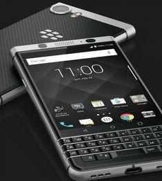 MWC 2017 : BlackBerry revient avec un très sexy KEYone