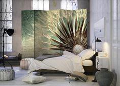 NOWOŚĆ! Parawan dekoracyjny 5 części b-B-0126-z-c - artgeist - Dekoracje