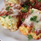 Vegetable Lasagna Roll-ups   Daiya Foods