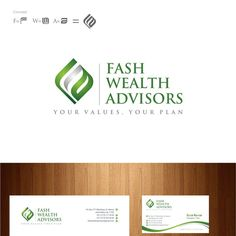 Create a logo for a Financial Planning and wealth management firm by Medhusa