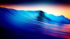 Neon waves, an amazing Ultra HD wallpaper in 3840x2160 screen resolution