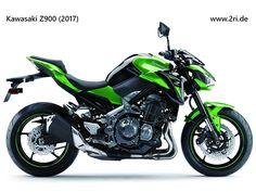 Download Wallpapers Kawasaki Z900 ABS 2017 4k Sports Motorcycles