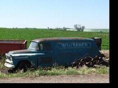 wiw: 1958 chevrolet apache 38 panel - The 1947 - Present Chevrolet & GMC Truck Message Board Network