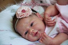 Madison by Andrea Arcello - SOLD OUT - Online Store - City of Reborn Angels Supplier of Reborn Doll Kits and Supplies