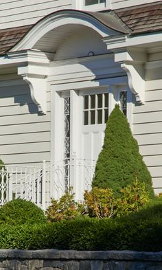 Great link to architectural building house styles and for Fypon pvc trellis system