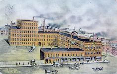 Old Moirs Limited Factory in Halifax, NS