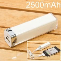 Mobile iPhone charger