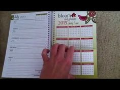 One of our favorite beauty bloggers, Apryl, gives away some free bloom daily planners as part of her adorable Back to School 2014 giveway packages!