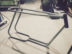 Moped Motor, Scooters, Steel Frame, Clothes Hanger, Rio, Bicycle, Handmade, Style, January