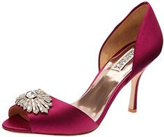 Badgley Mischka Women's Jazmin D'Orsay Pump on shopstyle.com