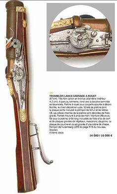 Ethnographic Arms & Armour - Matchlock Hand Mortar