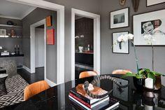 David Hicks | Banff Apartment