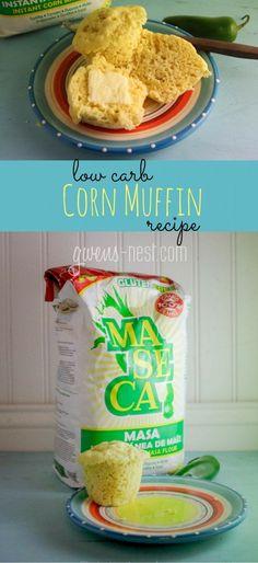 In a Jiffy Corn Muffin Recipe - Gwen's Nest
