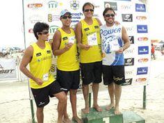 Vini Beach Tennis: Campeonato Brasileiro de Beach Tennis - CBT - Etapa Santos (SP)