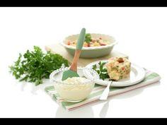Cómo hacer mahonesa casera en 30 segundos Tapas, Feta, A Food, Panna Cotta, Cheese, Cooking, Ethnic Recipes, Videos, Youtube