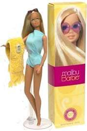 I remember this as one of my first Barbie Doll.  I wish I still had her!