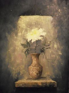 натюрмортN2 - Изобразительное искусство - Масло, акрил